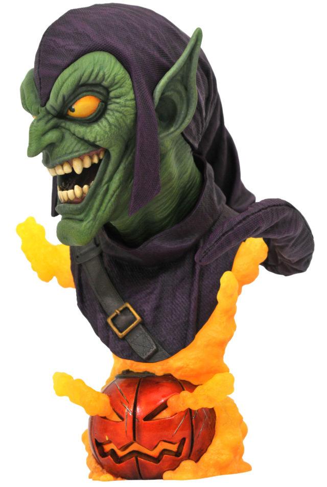 Diamond Select Toys Green Goblin Bust Half Scale 2021