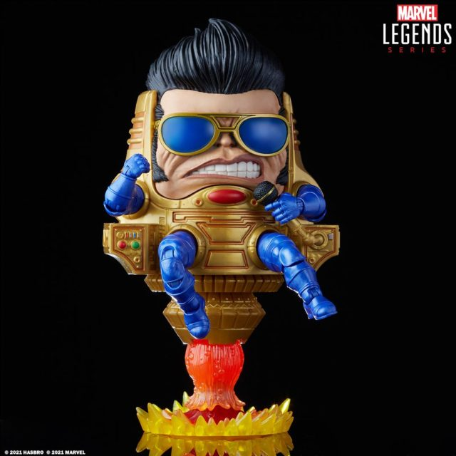 Elvis MODOK Marvel Legends Exclusive PulseCon 2021 Figure