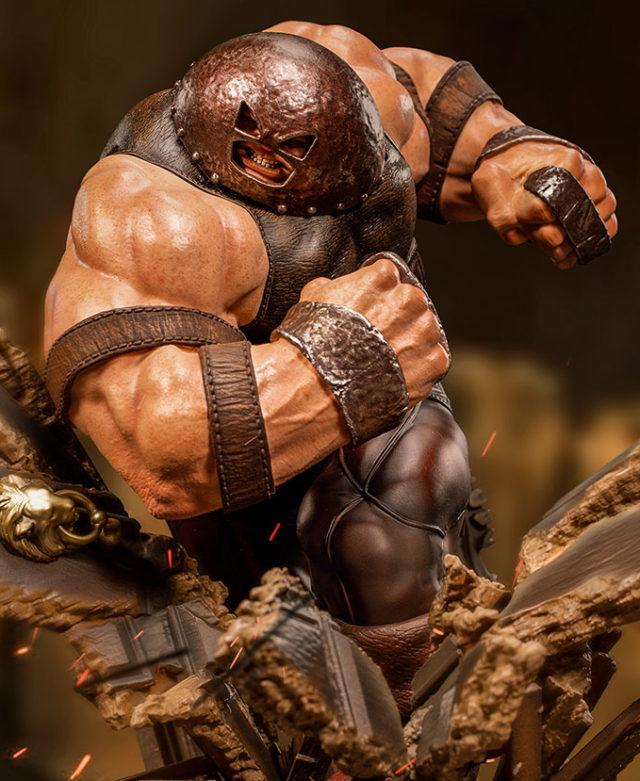 Exclusive Iron Studios Juggernaut X-Men Series Statue Limited