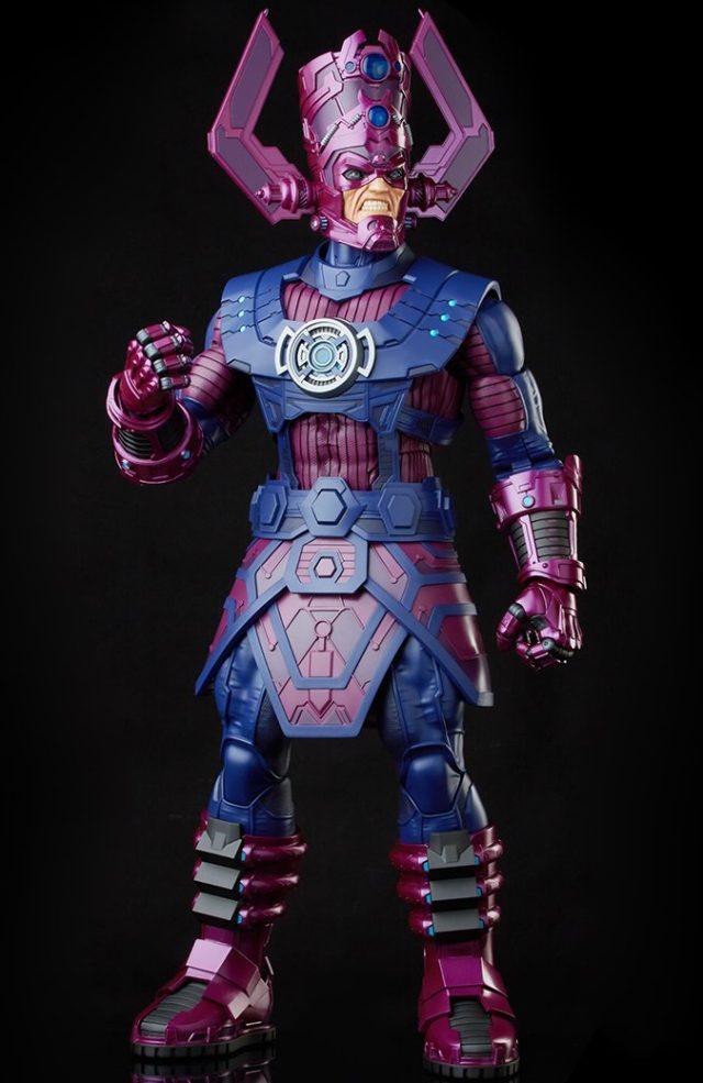 HasLab Marvel Legends Galactus Hasbro Figure Making Fist