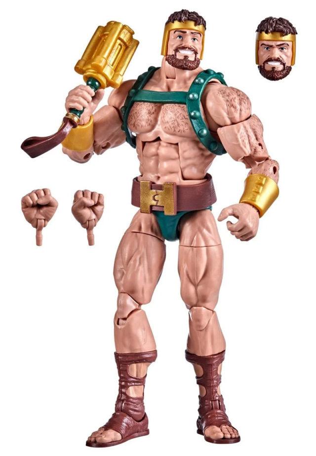 Hercules Marvel Legends 2021 Hasbro Retro Series Figure Exclusive