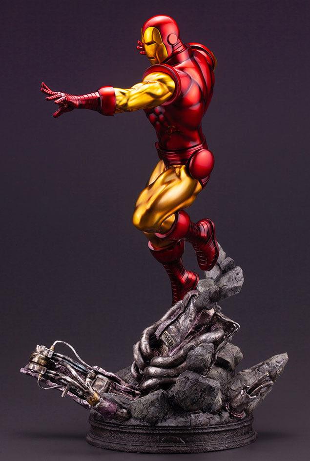 Iron Man Koto Fine Art Statue Resin 2021