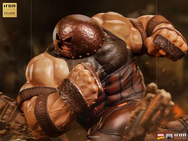 Iron Studios Exclusive Juggernaut Statue Limited