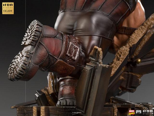 Juggernaut BDS Statue Sideshow Collectibles Con 2021 Exclusive