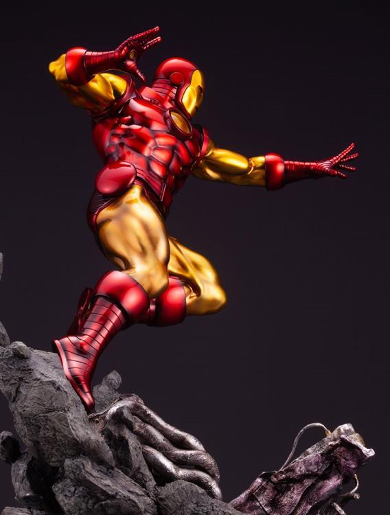 Koto Iron Man Fine Arts Statue Sixth Scale Resin