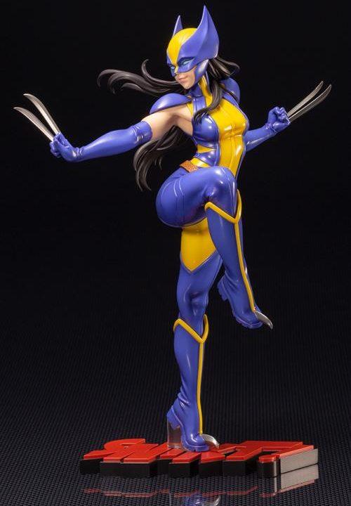 Kotobukiya Bishoujo Wolverine Laura Kinney Statue 2021