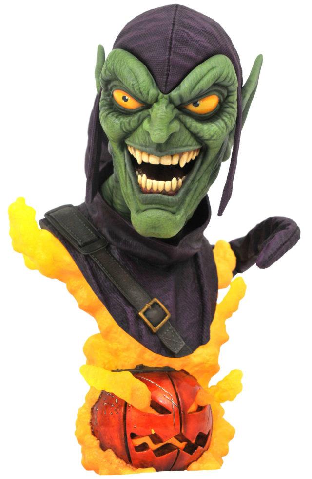 Legends in 3D Green Goblin Bust