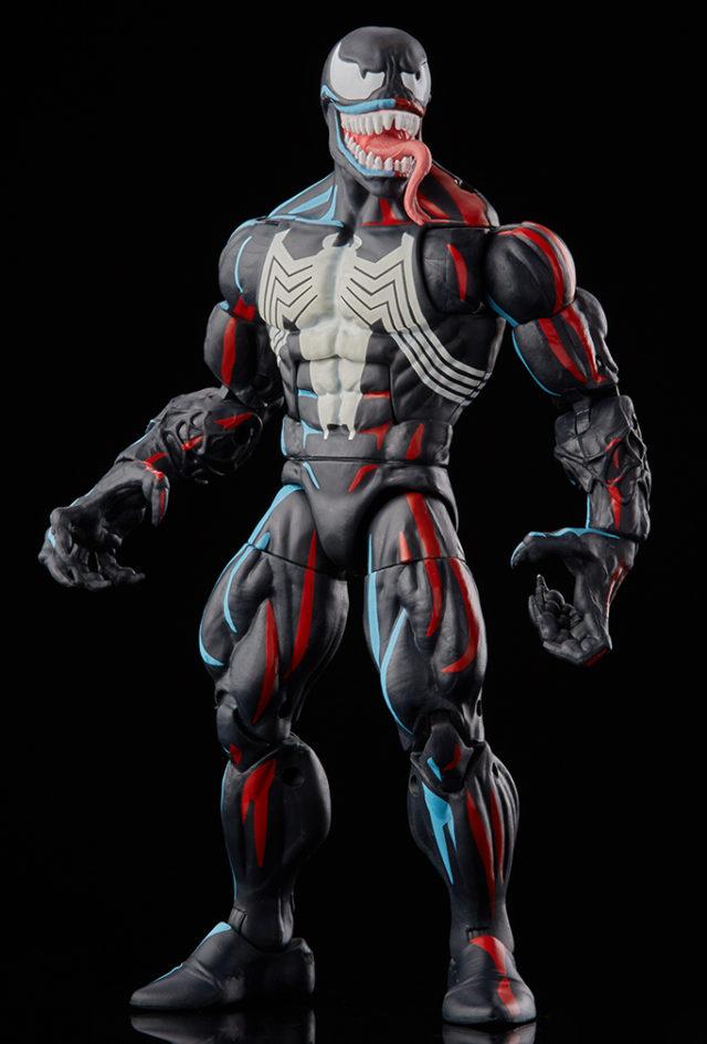Marvel Legends Venom Retro Series SDCC 2021 Pulse Con Exclusive Figure