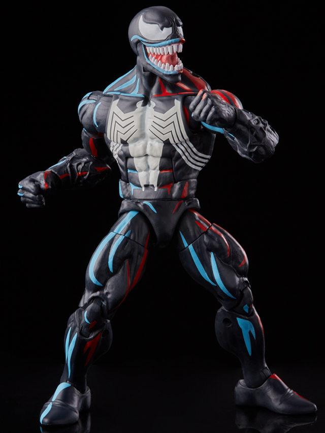 Marvel Legends Vintage Series Venom Retro Spider-Man Animated Series Figure