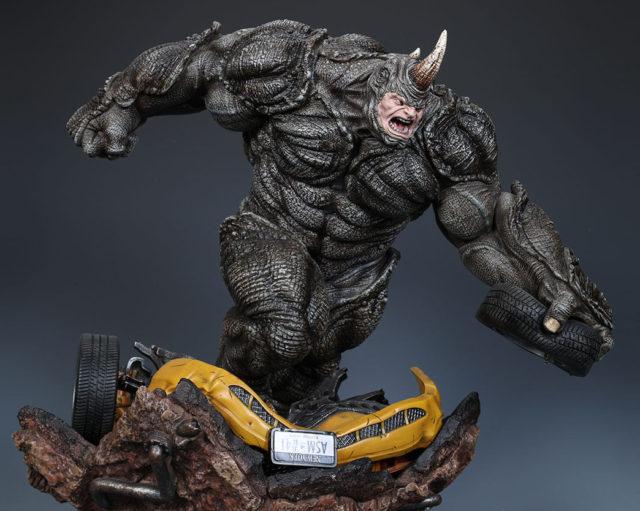 Marvel XM Studios Premium Statues The Rhino