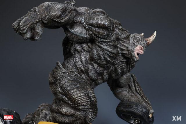 Rhino XM Studios Statue Cold Cast Porcelain 2021