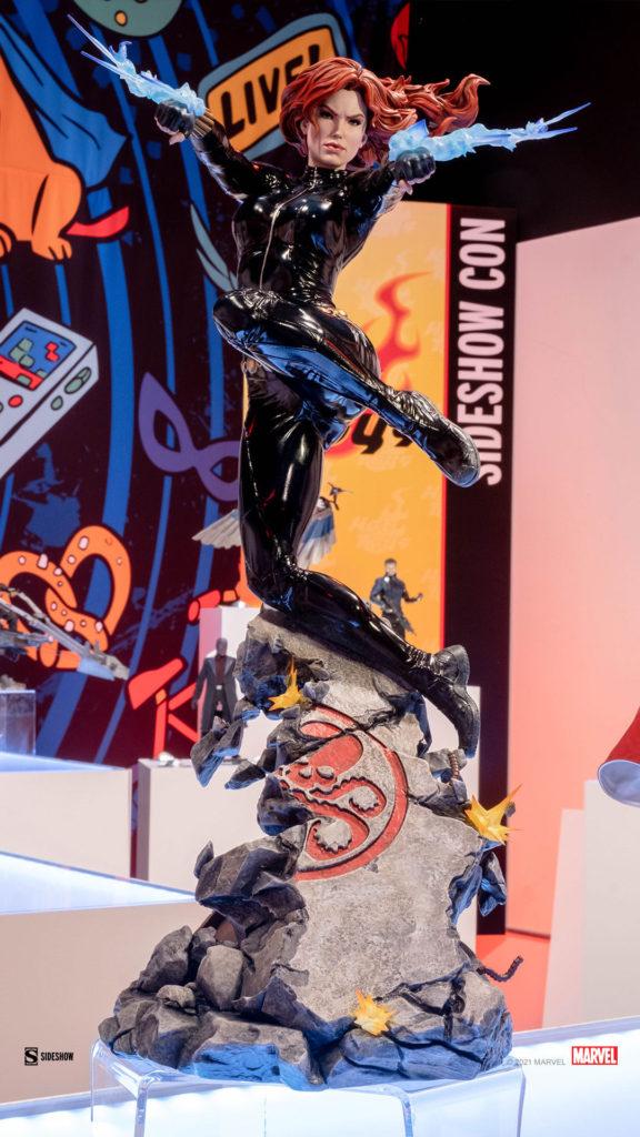 Sideshow Collectibles Black Widow Premium Format Figure Statue 2021