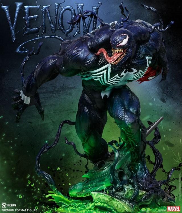 Sideshow Collectibles Venom Statue 2021 Premium Format Figure