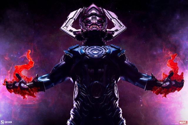 Sideshow Galactus Maquette 2021 Statue