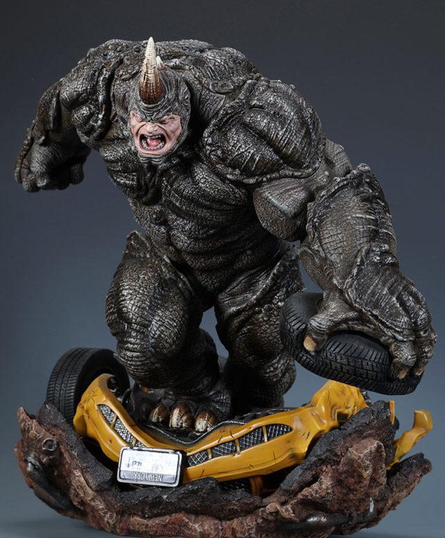 The Rhino XM Studios Statue Quarter Scale