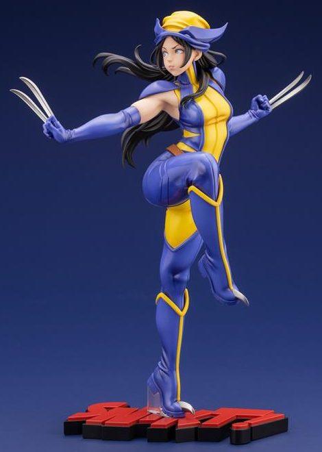 Unmasked Wolverine Bishoujo Koto Statue 2021