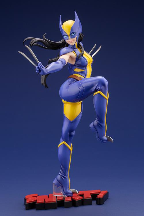 X-23 Laura Kinney Wolverine Bishoujo Kotobukiya PVC Figure