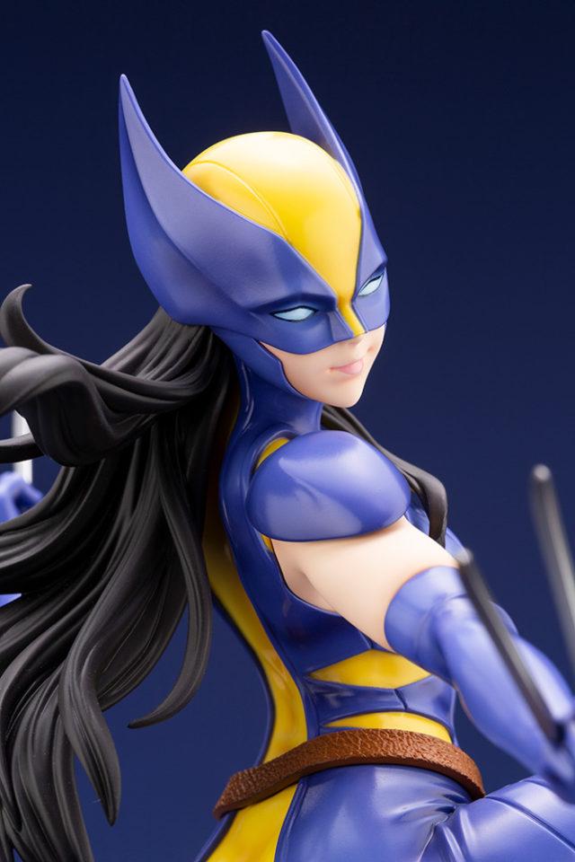 X-23 Wolverine Bishoujo Statue Kotobukiya 2021