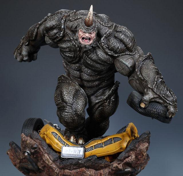 XM Studios Rhino Statue Pre-Order 2021