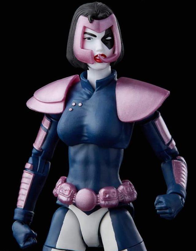 2021 Marvel Legends Domino Hasbro Figure Pulse Exclusive