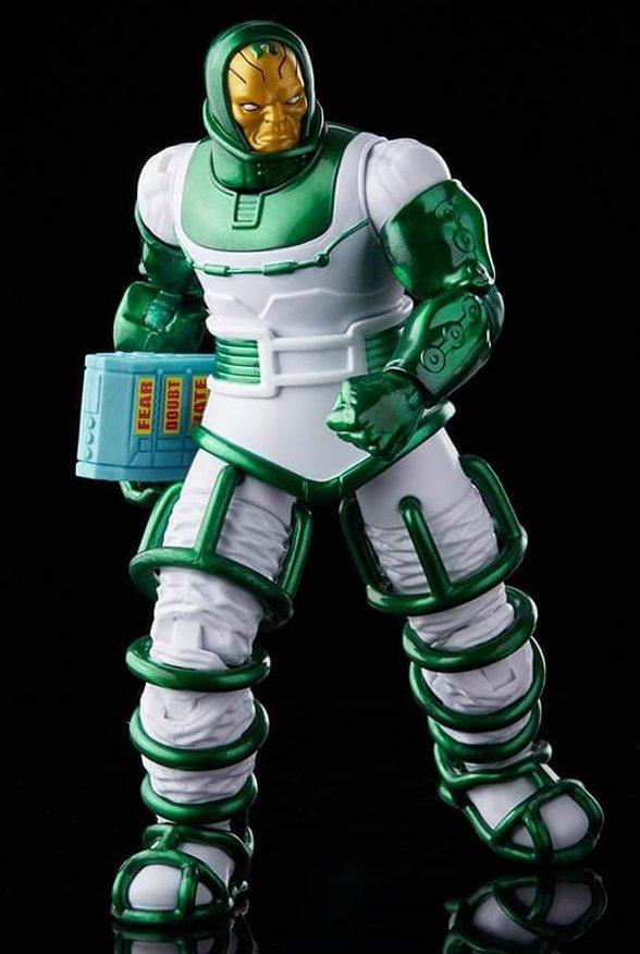 Fantastic Four Legends Psycho Man Figure Toybiz Retro Vintage Series Hasbro 2021
