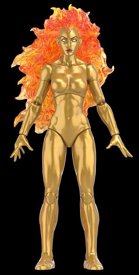 Hasbro Frankie Raye Nova 6 Inch Figure Exclusive to Galactus Marvel Legends