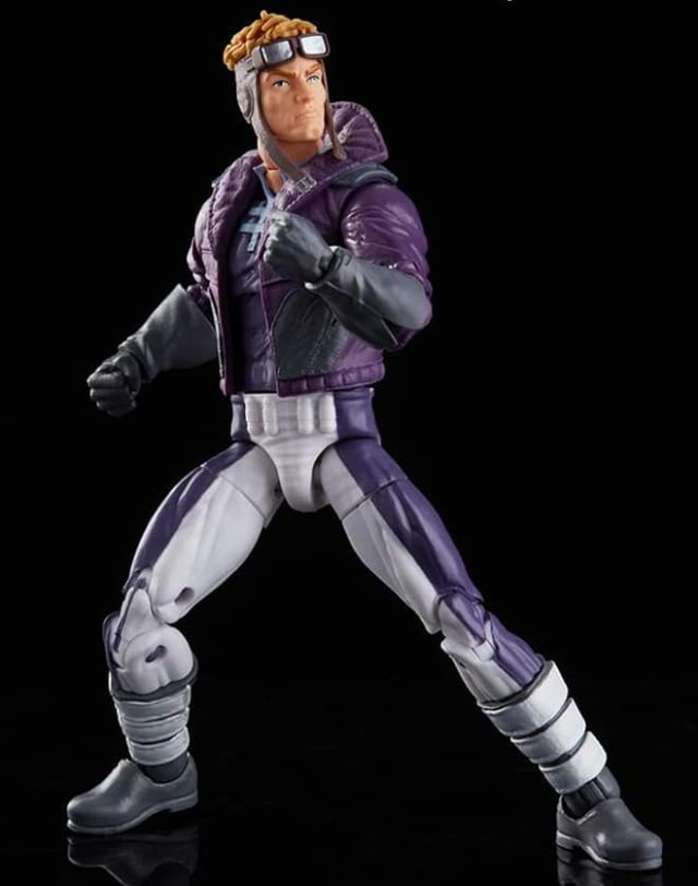 Marvel Legends Cannonball Figure with Legs