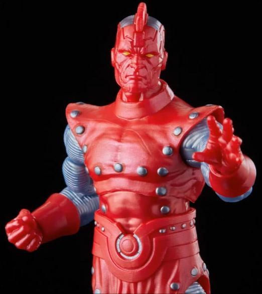Marvel Legends Fantastic Four Retro Series High Evolutionary Figure