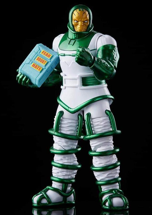 Marvel Legends Psycho Man Figure with Control-Box Fantastic Four Retro Series