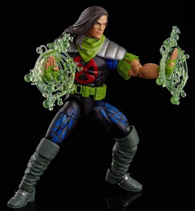 Marvel Legends Rictor X-Force 3-Pack Figure 90s
