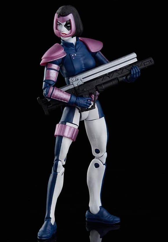 Shop Disney Exclusive Marvel Legends Domino X-Force Figure