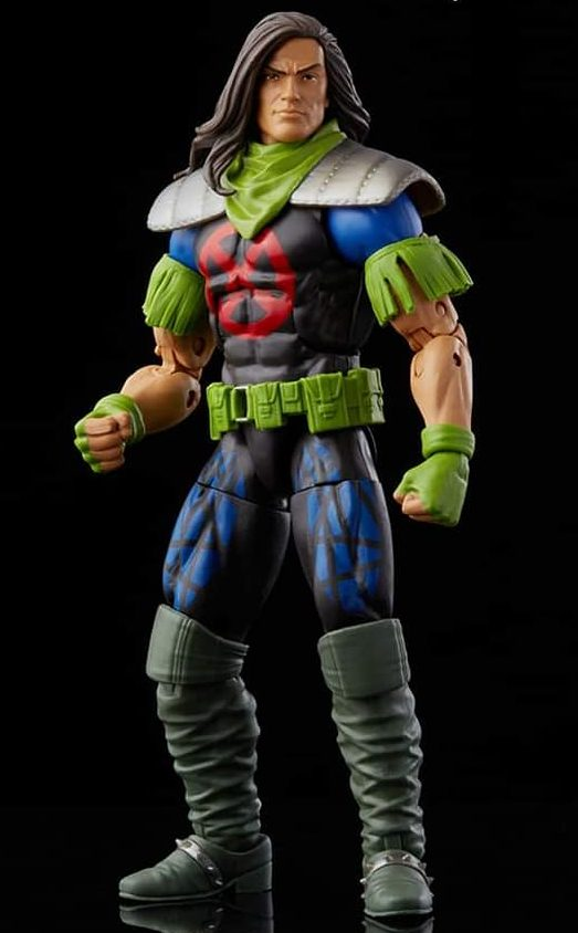 X-Force Rictor Marvel Legends Hasbro Pulse Exclusive 3-Pack Figure 2021