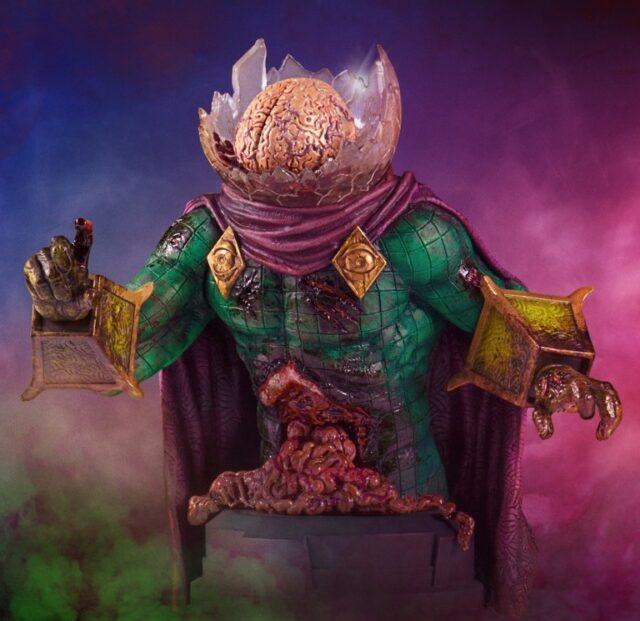 Zombie Mysterio Mini Bust Gentle Giant Ltd Exclusive