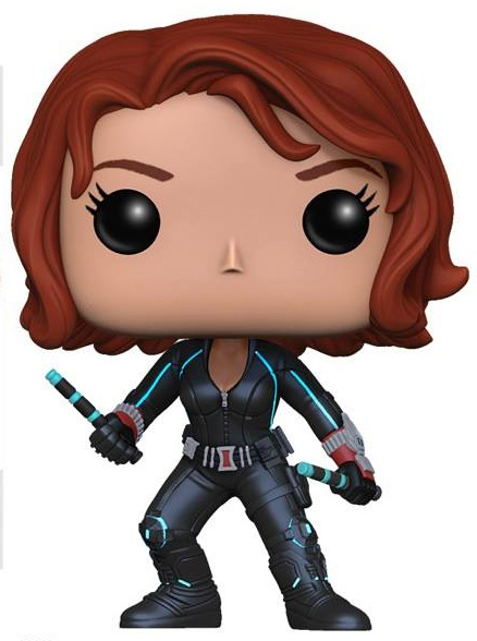 Funko Age Of Ultron Black Widow Pop Vinyl Up For Order