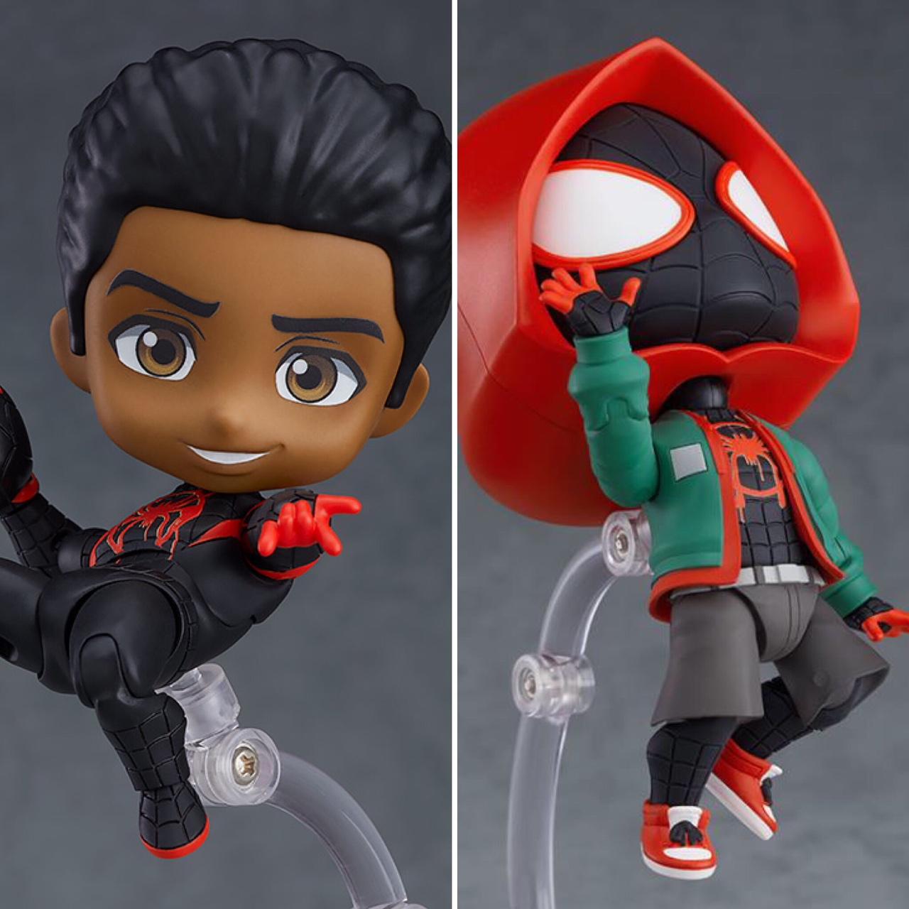 Nendoroid Miles Morales Spider