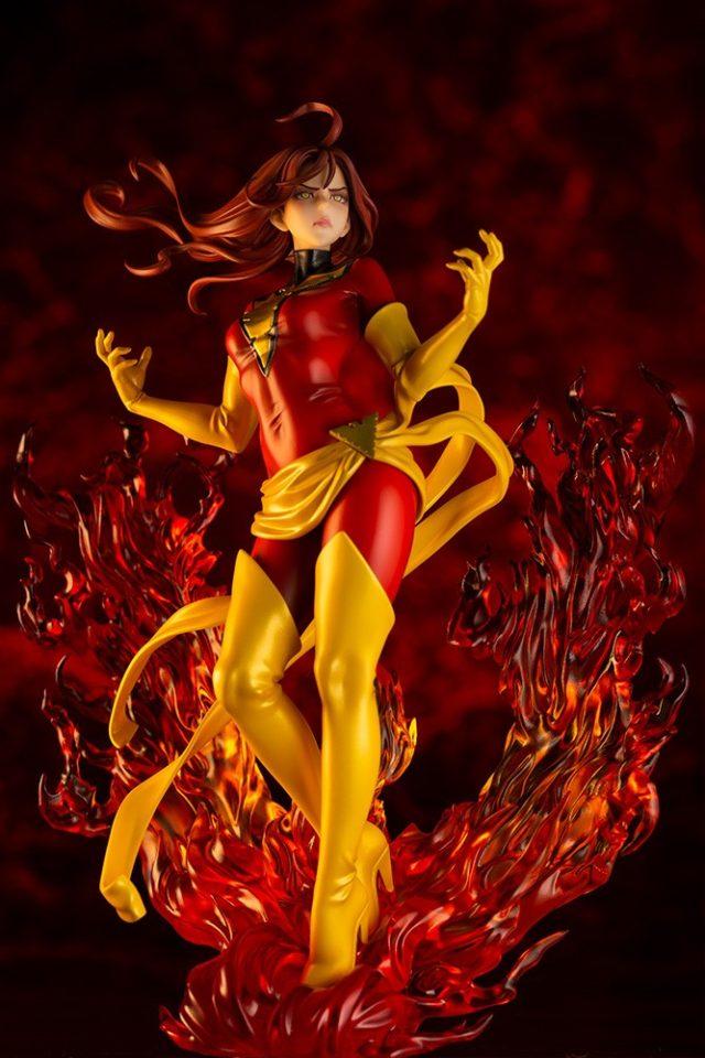 Kotobukiya 2020 Marvel X-Men Dark Phoenix Bishoujo Statue