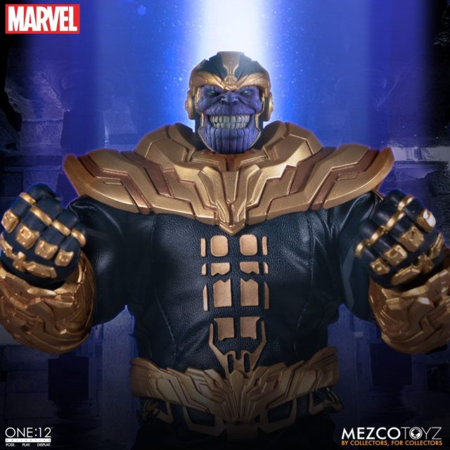 ONE 12 Collective Thanos Action Figure