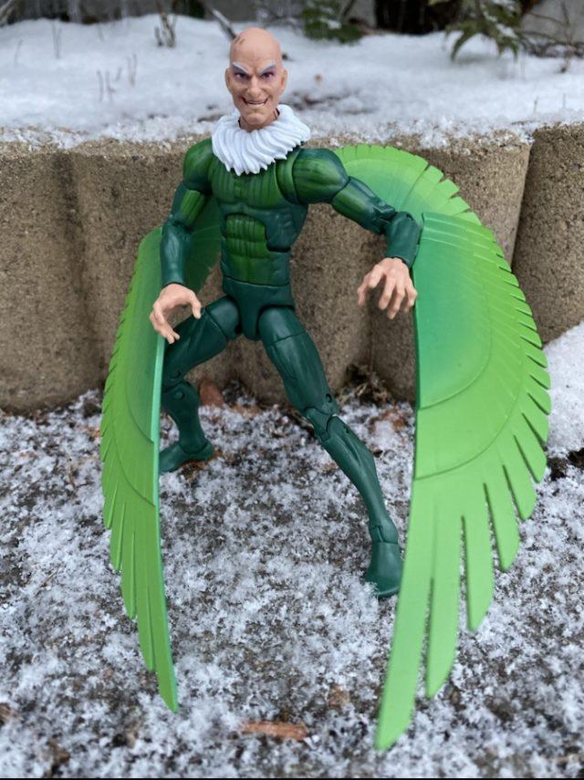 Review Marvel Legends Vulure 2020 Hasbro Figure