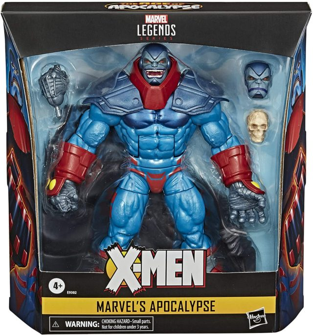 Marvel Legends AOA Apocalyse Figure Packaged in Box