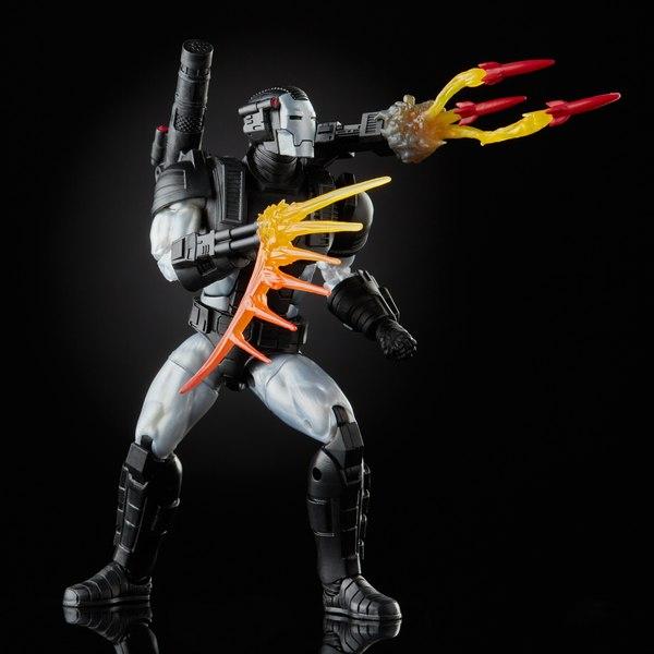 War Machine Marvel Legends 2020 Figure with Effects Pieces
